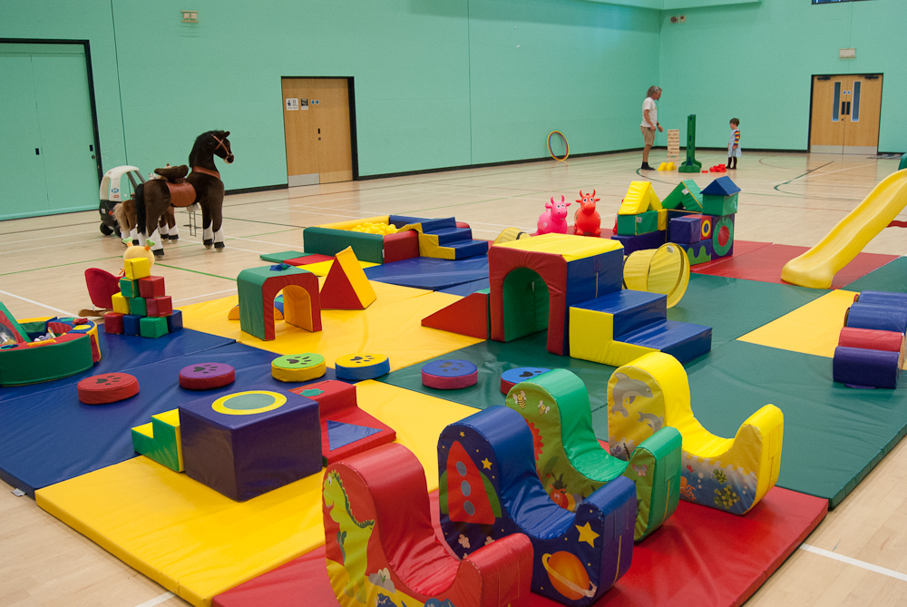Jump With Jo Soft Play Parties