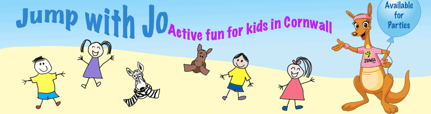 Jump With Jo – Active Fun for Kids in West Cornwall